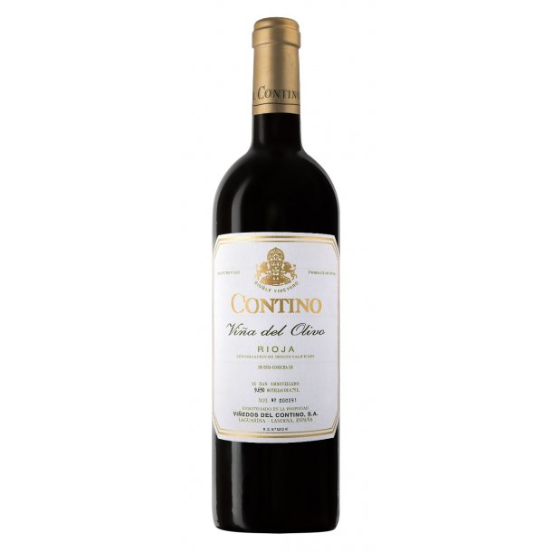 Contino, Rioja Vina Olivo 2001