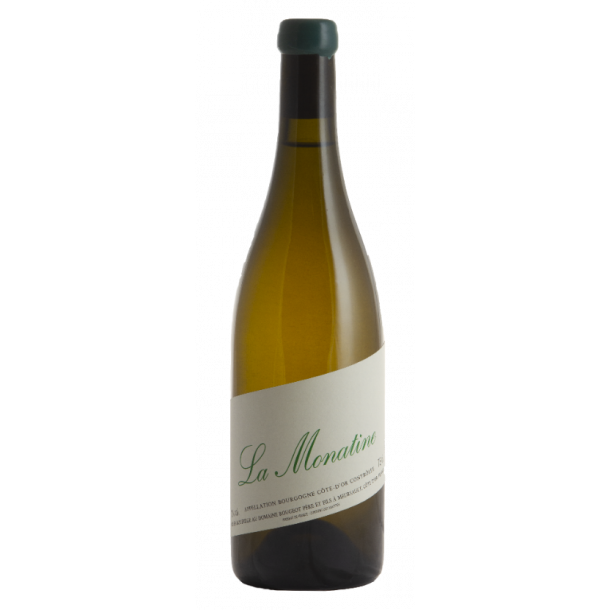 "Domaine Marc Rougeot, Bourgogne Chardonnay ""Monatine"" Sans sulfite ajoute 2018"