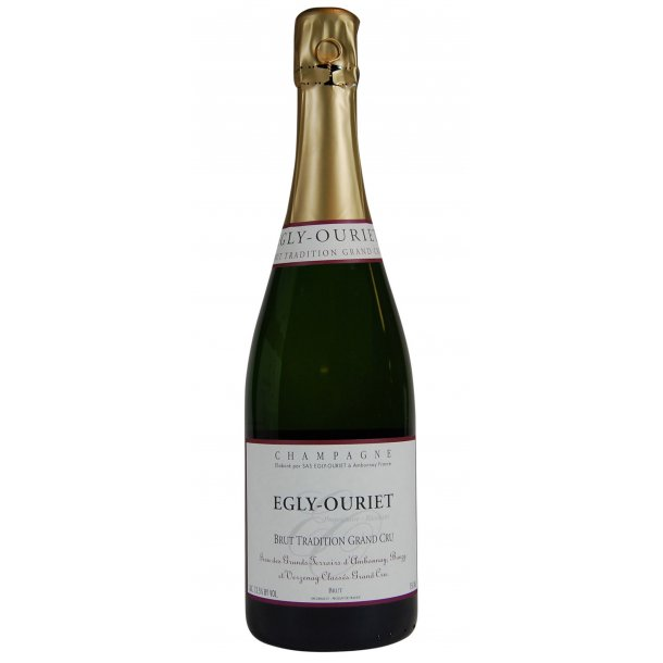 Egly Ouriet, Champagne Grand Cru Tradition