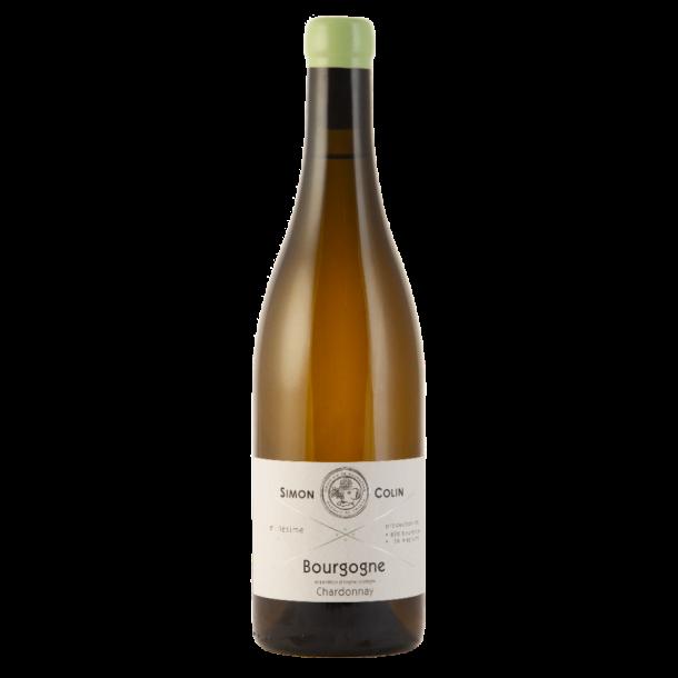 Simon Colin, Bourgogne Chardonnay 2018